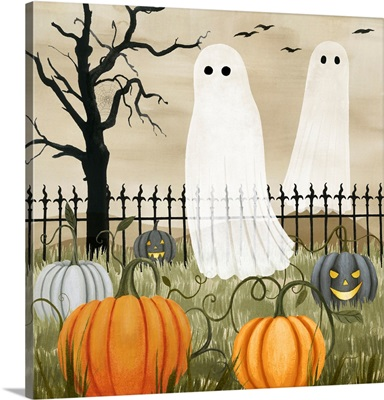 Haunted Pumpkin Patch I