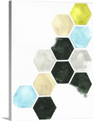 Hazed Honeycomb I