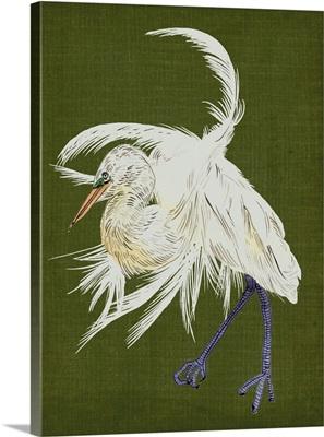 Heron Plumage II