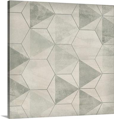 Hexagon Tile IX