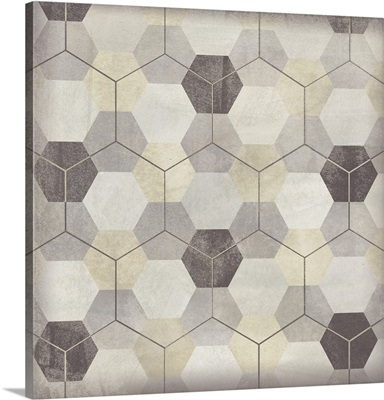 Hexagon Tile VIII