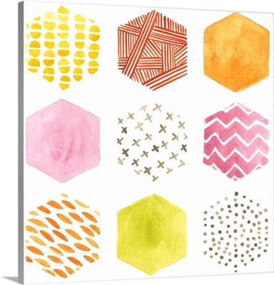 Honeycomb Patterns II