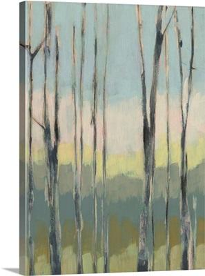 Horizon Through The Trees I