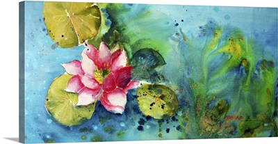 Horizontal Flores VI