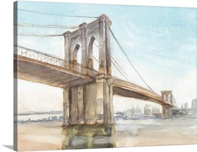 Iconic Watercolor Bridge II