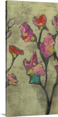 Impasto Flowers II
