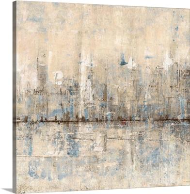 Impressionist Skyline I