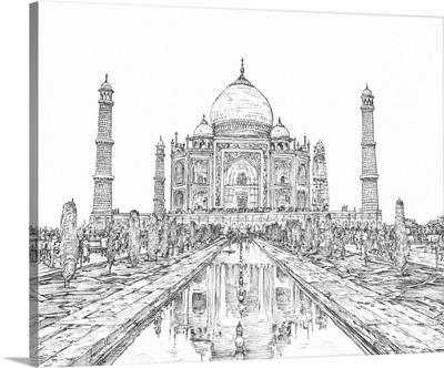 India In Black & White II
