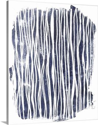 Indigo Batik Vignette III
