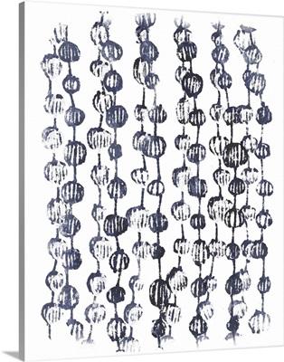 Indigo Batik Vignette V