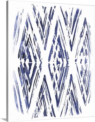 Indigo Batik Vignette VI