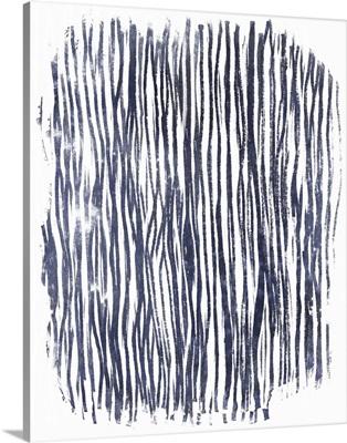 Indigo Batik Vignette VII