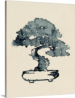 Indigo Bonsai I
