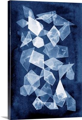 Indigo Glass I