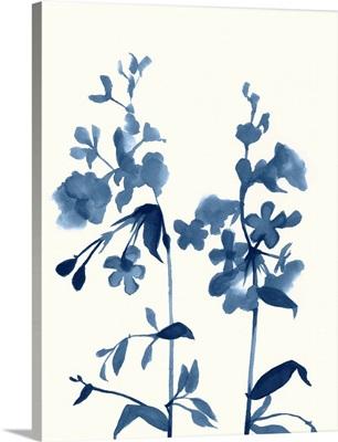 Indigo Wildflowers III