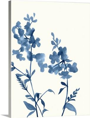 Indigo Wildflowers IV