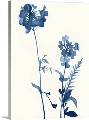 Indigo Wildflowers V