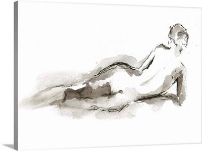 Ink Figure Study I