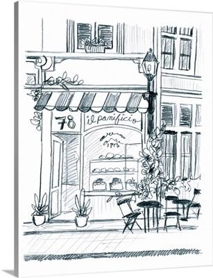 Italian Street Sketch I