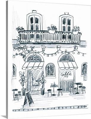 Italian Street Sketch II