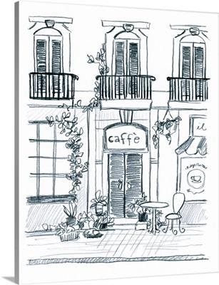 Italian Street Sketch III