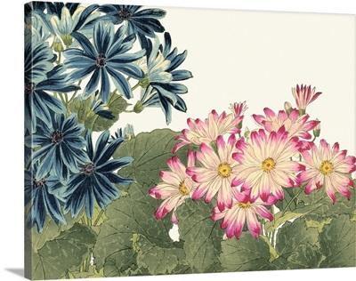 Japanese Flower Garden IV