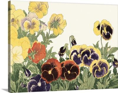 Japanese Flower Garden V