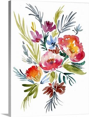 Jeweled Bouquet II