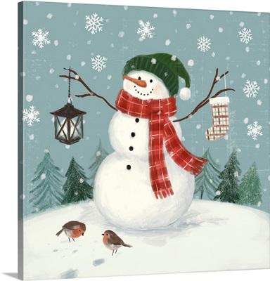 Jolly Snowman II