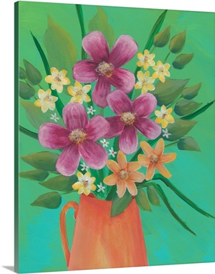 Jubilant Floral II