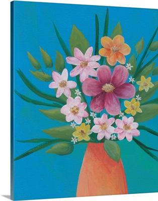 Jubilant Floral IV