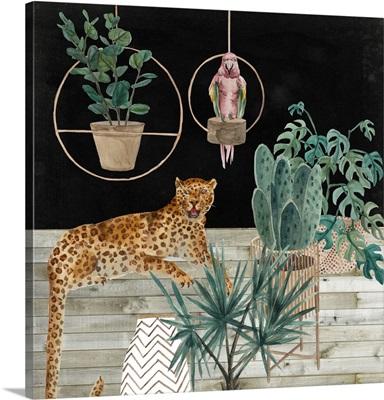 Jungle Home I