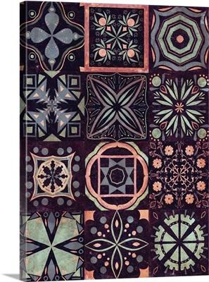 Kaleidoscope Tile II