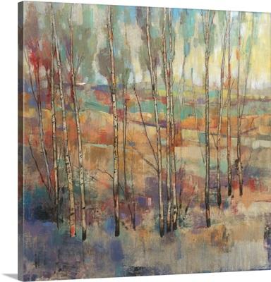Kaleidoscopic Forest II