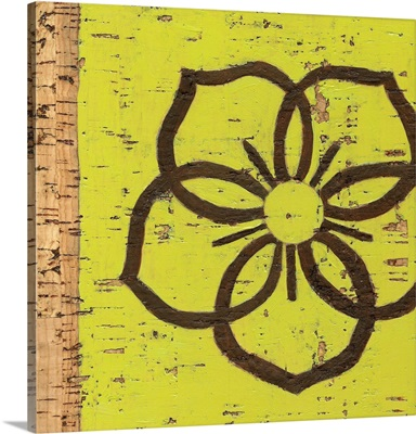 Key Lime Rosette I
