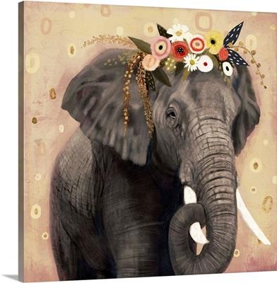 Klimt Elephant I