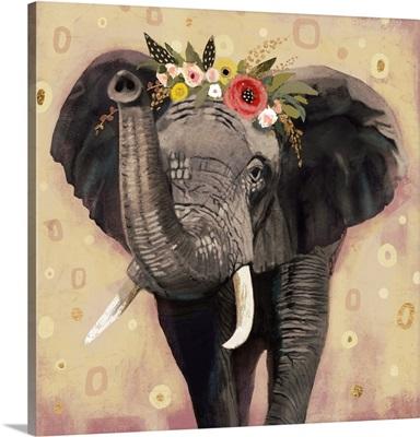 Klimt Elephant II
