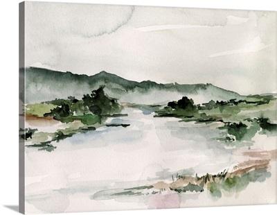 Lake Mist II