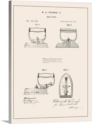 Laundry Patent I