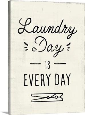 Laundry Room II