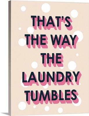 Laundry Typography II