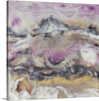 Lavender Billows I