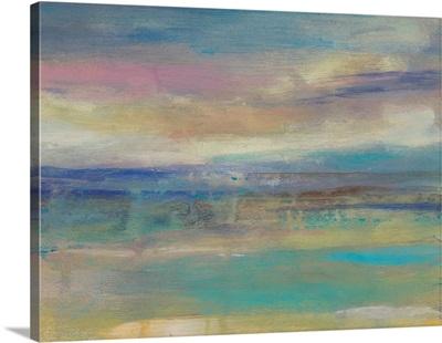 Lilac Horizon I
