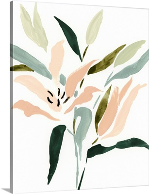 Lily Abstracted II