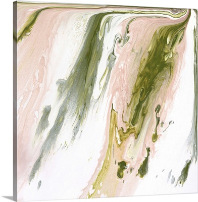 Lime Shimmer II
