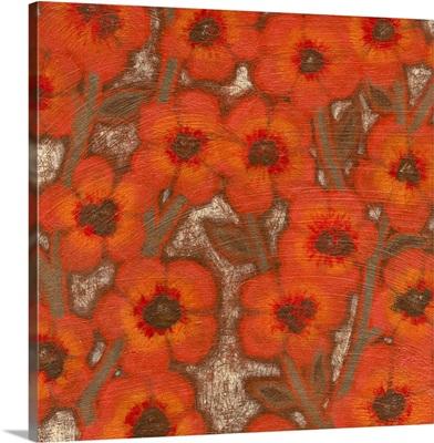 Linen Blossoms II