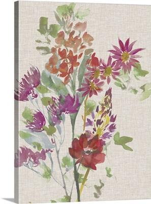 Linen Bouquet II