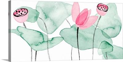 Lotus in Nature II