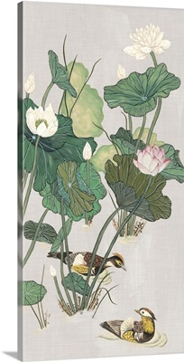 Lotus Pond I