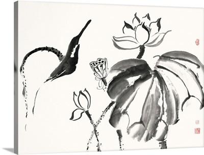 Lotus Study I